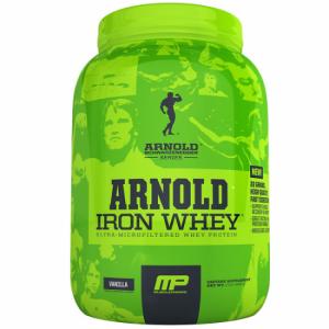 Arnold Schwarzenegger Series Iron Whey