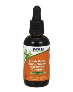 now foods black walnut