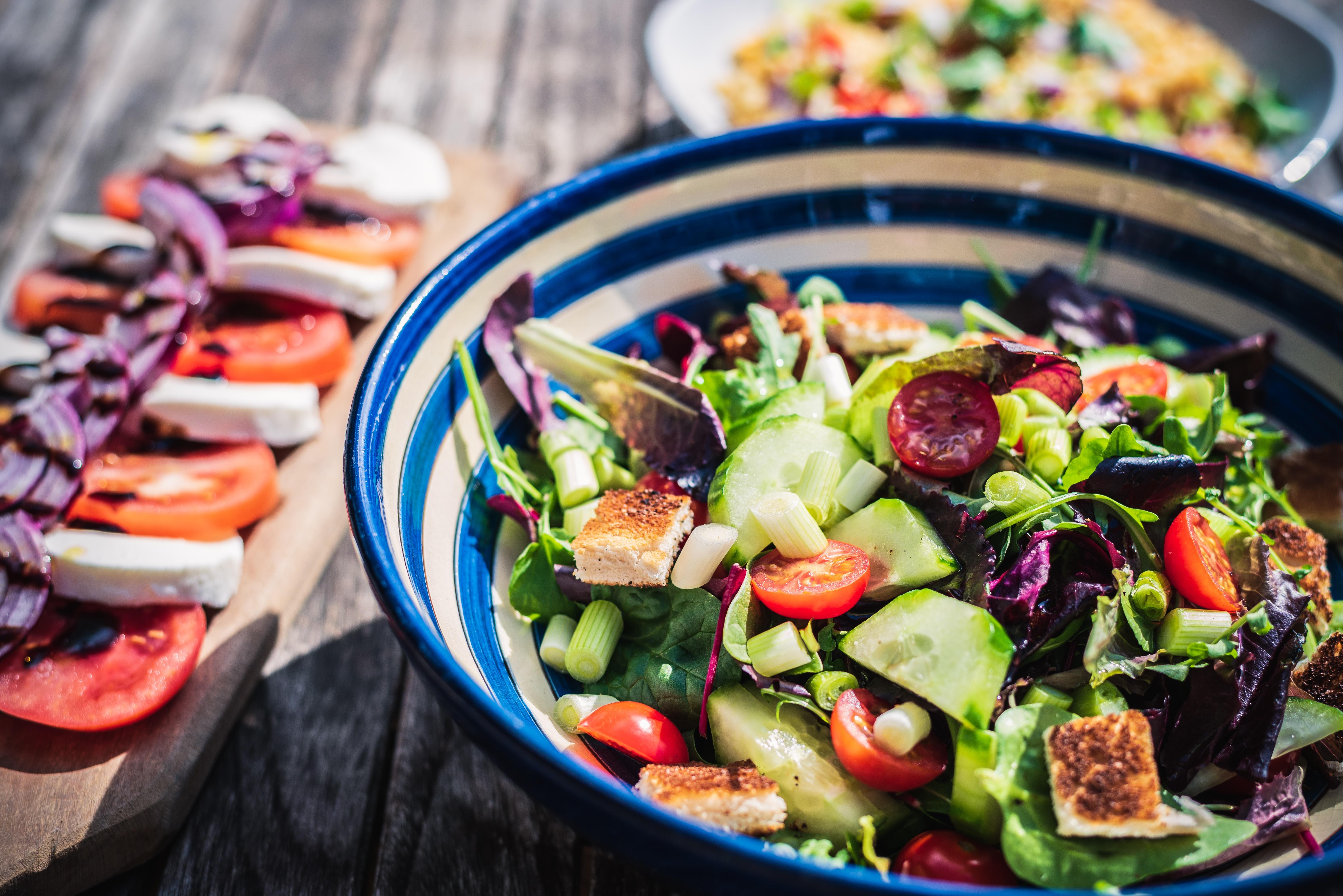 Kroki zdrowego odżywiania pomogą Ci zadbać w codziennym życiu o lepsze zdrowie i sampoczucie