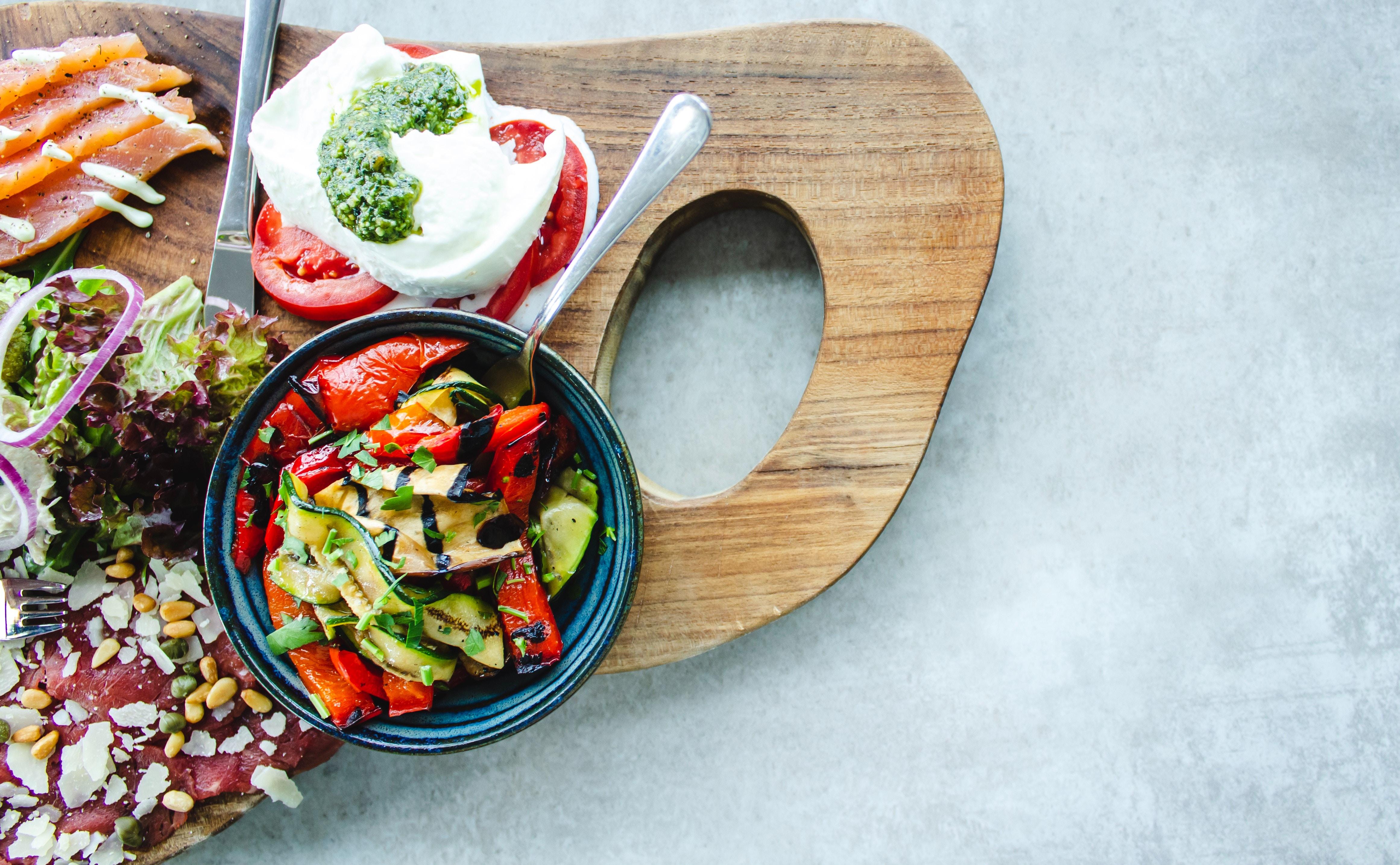 Zdrowa dieta wegetariańska wpływa na poprawę naszego samopoczucia, wyglądu i zmniejsza ryzyko zachorowań na różne choroby